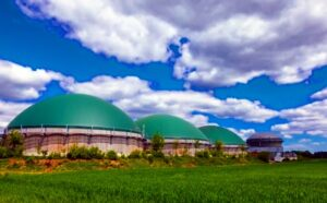 Biogas Plant Food Waste Solution